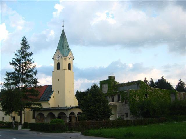 Cerkev Presvetega Odrešenika