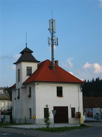 Gasilni dom PGD Zg. Šiška