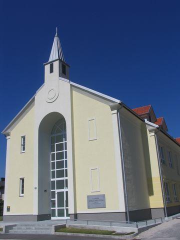 Cerkev Jezusa Kristusa svetih iz poslednjih dni