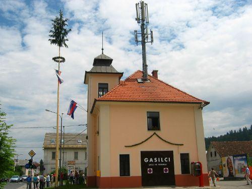 Gasilni dom PGD Zgornja Šiška